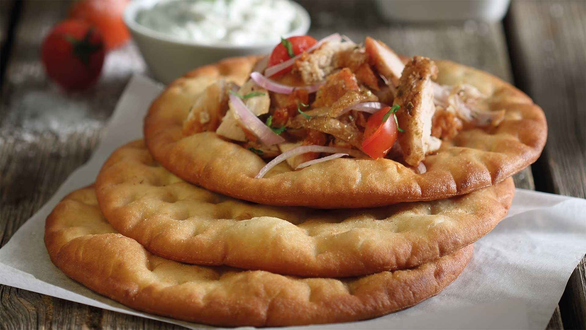 Greek Pitas